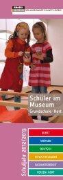 Programm Grundschule-Hort - Grassi Museum