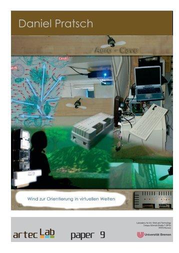 pdf (5294 kb) - artecLab - Universität Bremen