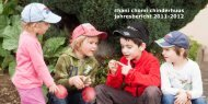 Download Jahresbericht - chani chomi chinderhuus