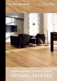 COTTAGE I PRIMERO - Lotter + Liebherr GmbH