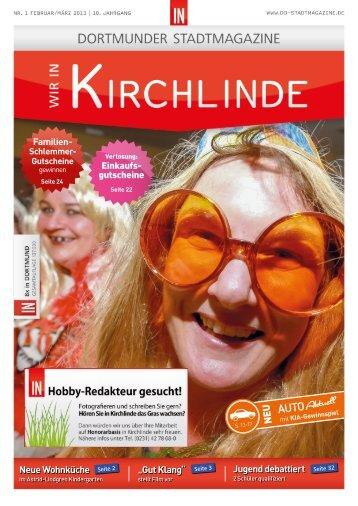 Wir in Kirchlinde - Dortmunder & Schwerter Stadtmagazine
