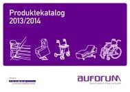 Produktekatalog 2013/2014 - Auforum AG, Schweiz