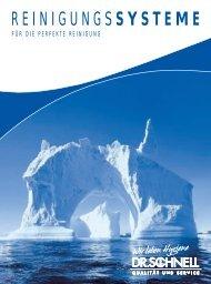 Download Produktkatalog (deutsch) - Dr. Schnell