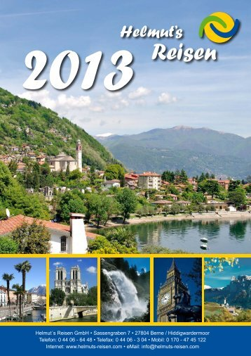 download katalog - Helmuts Reisen