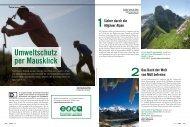 Umweltschutz per Mausklick - SAVING MOUNT EVEREST
