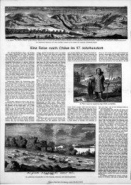 Eine Reise nach China im 17. Jahrhundert - Neue Zürcher Zeitung