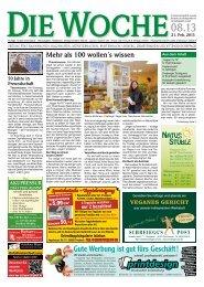 Ausgabe 08/13 - Auflage - printdesign