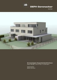 Haus B - Homegate.ch