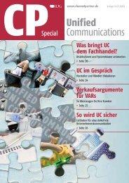 CP Unified Communications - ChannelPartner.de