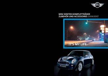 IT'S MY LIFE. - Horben Garage AG
