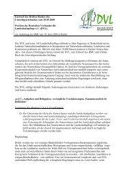 DVL Position UGB 3 vom 20 05 2008 - Deutscher Verband für ...