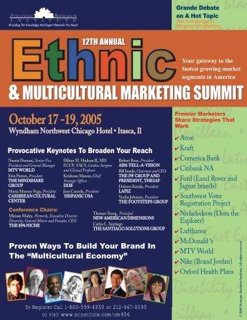 October 17 -19, 2005 Wyndham Northwest Chicago ... - ALM Events