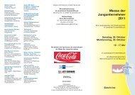 Messe der Jungunternehmer 2011 - IHK für München und Oberbayern