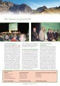 • Malbun-Projekt gesichert • Tourismus Schwerpunkte ... - Seite 4