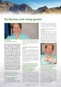 • Malbun-Projekt gesichert • Tourismus Schwerpunkte ... - Seite 6
