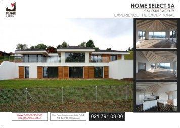Printable Floorplans - Home Select