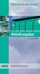 Download pdf-Datei - Abfallwirtschaftsbetrieb des Landkreises ...