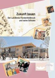 Zukunft bauen - auf den Seiten  des Landratsamtes Fürstenfeldbruck