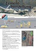 Zement- herstellung- - Optibelt - Seite 2