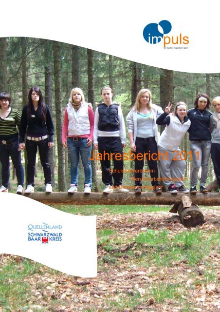 Jugendberufshilfe / Schulsozialarbeit - Schwarzwald-Baar-Kreis