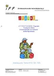 Attentioner-Programm - Schwarzwald-Baar-Kreis