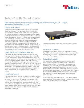 Tellabs 7305 user manual download
