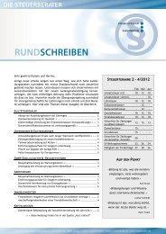 Rundschreiben 2012-02.pdf - Lothar Vogelsteller