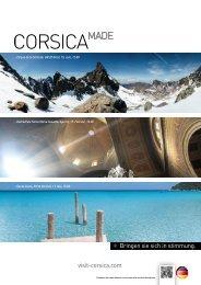 Informationen - Agence du Tourisme de la Corse