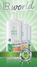 I Aloe Vera - LR Health & Beauty Systems