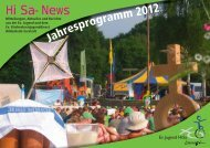 HiSa-News - KKJD Hildesheim-Sarstedt