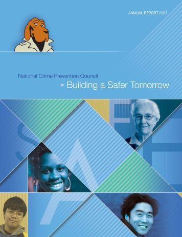 NCPC Annual Report 2007 (PDF) - National Crime Prevention Council