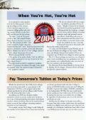 Rhodes Magazine - Fall 2003 - DLynx at Rhodes College - Page 4