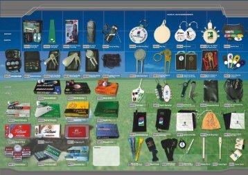 WM200 WM210 3 Ball Knife Pouch WM215 Knife & Tee Pouch ...