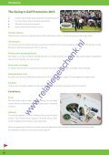 The Swing in Golf Promotion 2010 - Relatiegeschenk.nl - Page 2