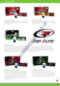The Swing in Golf Promotion 2010 - Relatiegeschenk.nl - Page 7