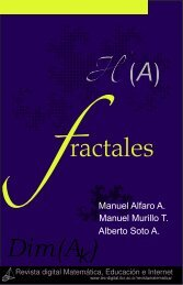 Fractales. - TEC-Digital