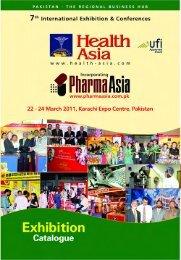 Index & Floor Plan - Health Asia