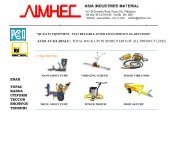 AIMHEC Catalog - EYP Business Showcase Pages