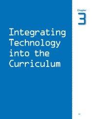 Integrating Technology into the Curriculum - SEIR*Tec