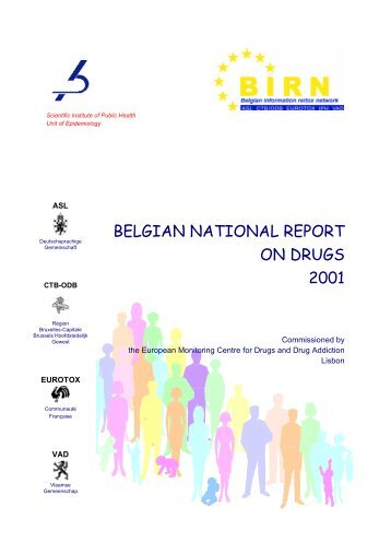 PDF (Begian National report 2001) - The National Documentation ...
