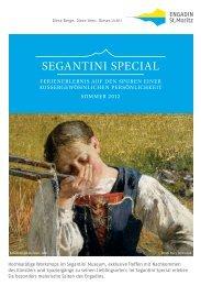 SEGANTINI SPECIAL - Hotel Corvatsch