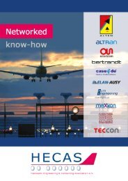Networked - HECAS e.V.