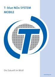 T- blue NOx SYSTEM MOBILE