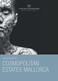 UnitedInvestors-CosmopolitanMallorca ... - BIT Treuhand AG