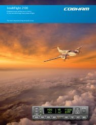IntelliFlight 2100 - S-TEC Corporation