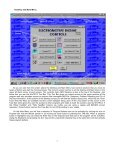 WinTEC3 Software user's Guide - Electromotive Engine Controls - Page 5