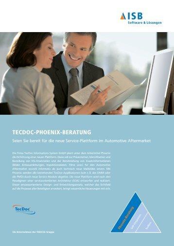 TECDOC-PHOENIX-BERATUNG - ISB AG