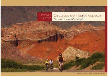 Circuitos de interés especial - Turismo Salta