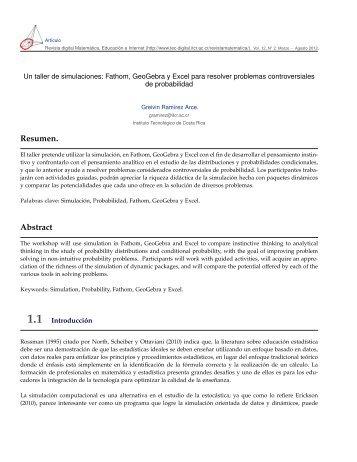 Descargar el pdf - TEC-Digital