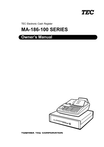 Tec ma 1650 program manual 4s business systems inc tec ma 186 owners manual 4s business systems inc fandeluxe Image collections